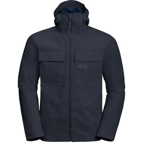 Jack Wolfskin Summer Storm Veste Homme, night blue